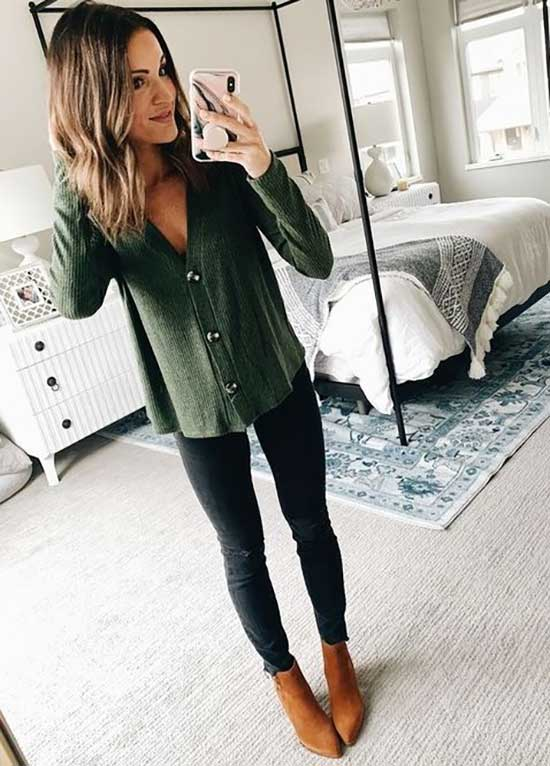 Cute and Casual Outfits-30