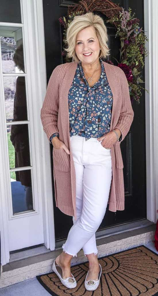 Casual Clothes for Women Over 50-31