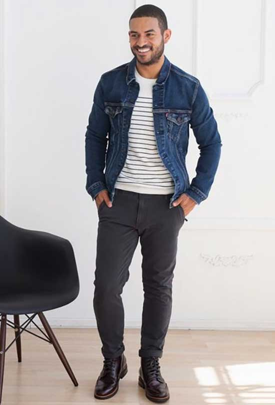 Casual Date Outfit Male-33