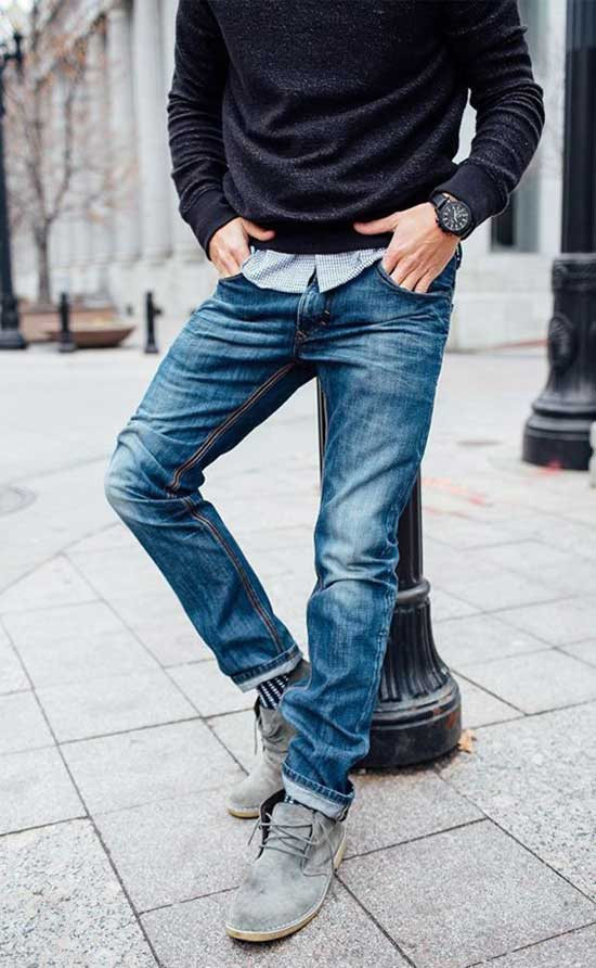 Casual Date Outfit Male-34