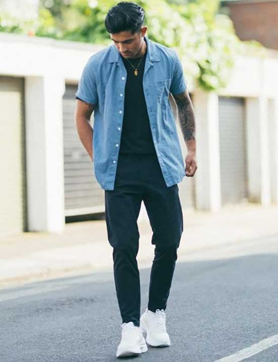 Casual Date Outfit Male-35