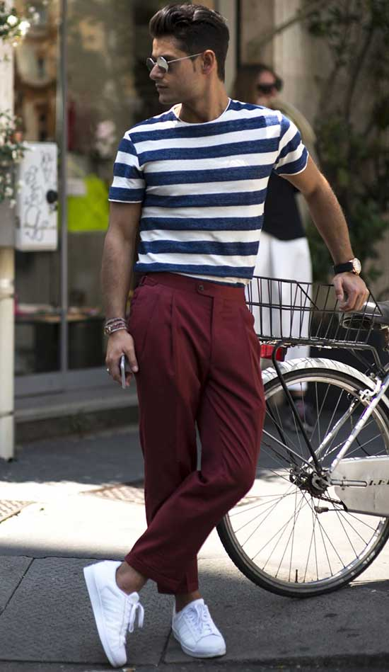 Casual Date Outfit Male-40