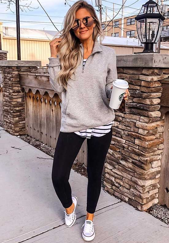 Cute and Casual Sporty Outfits-6
