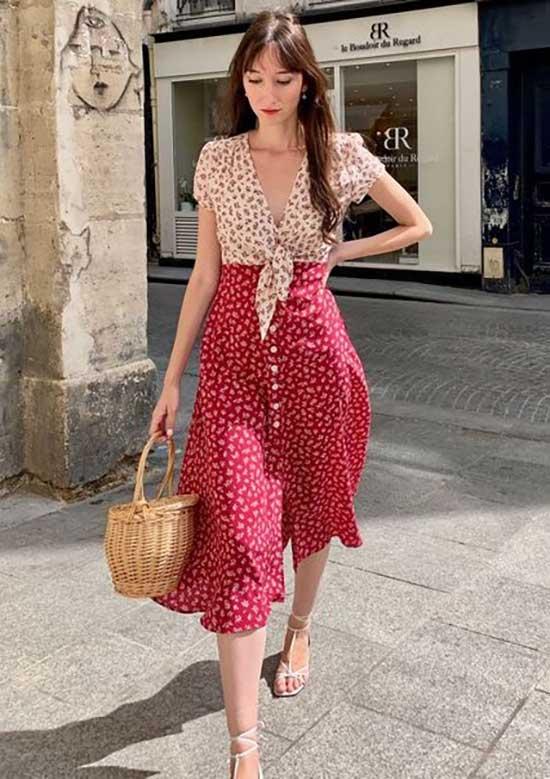 Parisian Girl Street Style-7