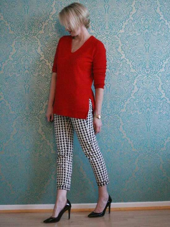 Simple Spring Clothes for Women Over 50-8