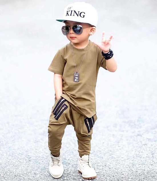 Sporty Baby Boy Clothes Ideas-8