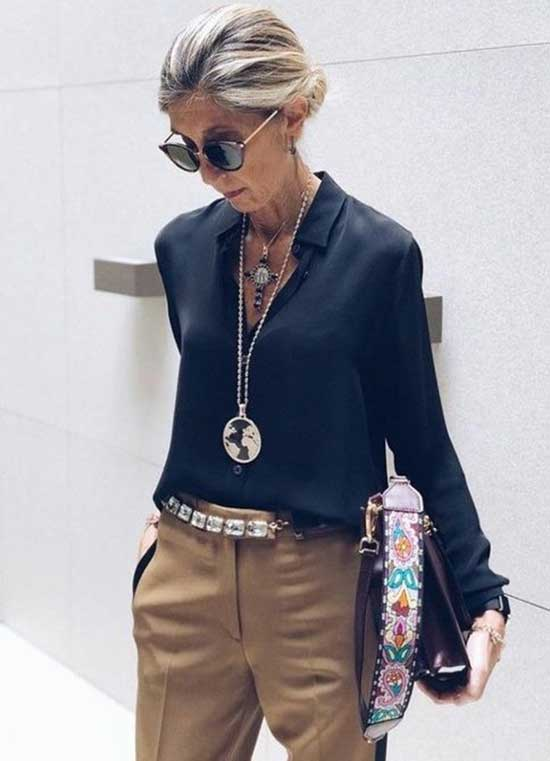 Casual Wear for Women Over 50