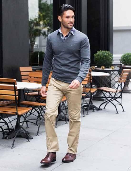 Casual Date Outfit Men