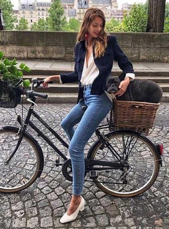 Parisian Outfits