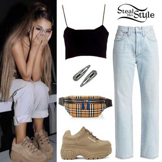 Ariana Grande Outfits-10