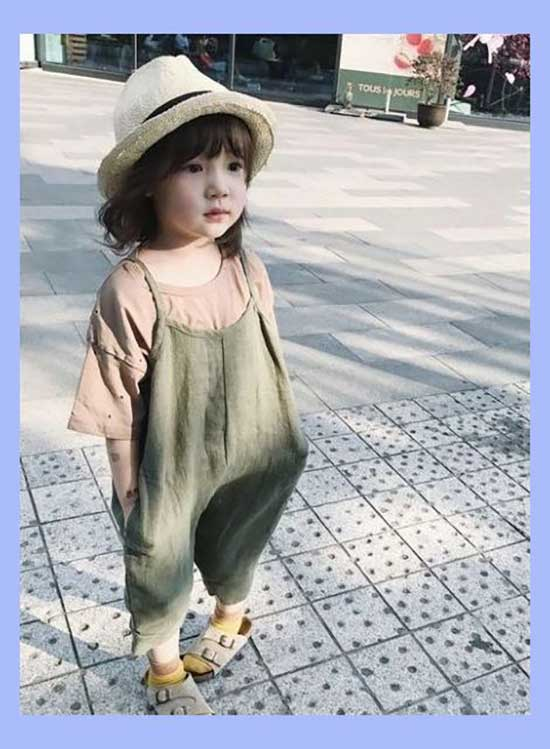 Cute Comfy Little Girl Clothes 2020-12