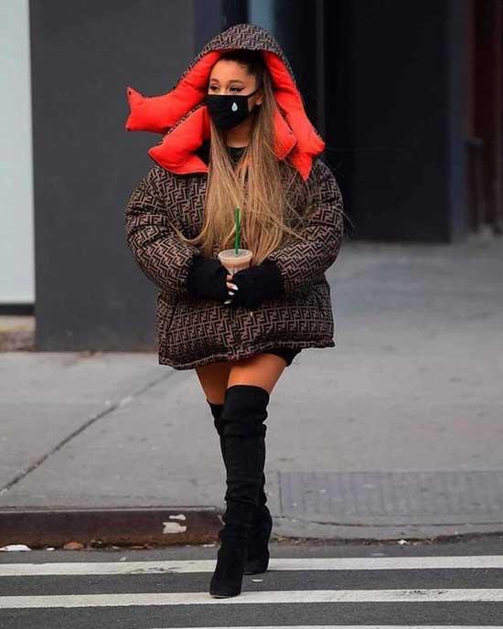 Ariana Grande Latest Outfits-15