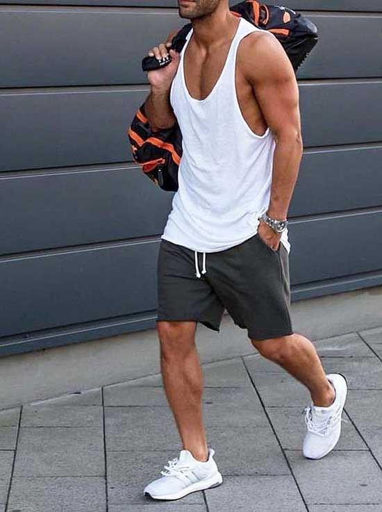 Tank Top Outfits Men-16