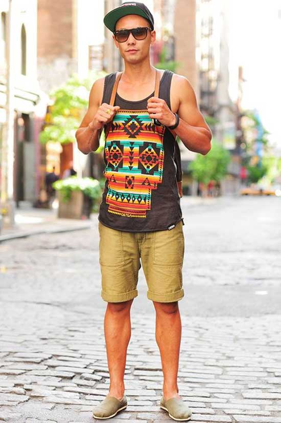 Tank Top Outfits Men-17