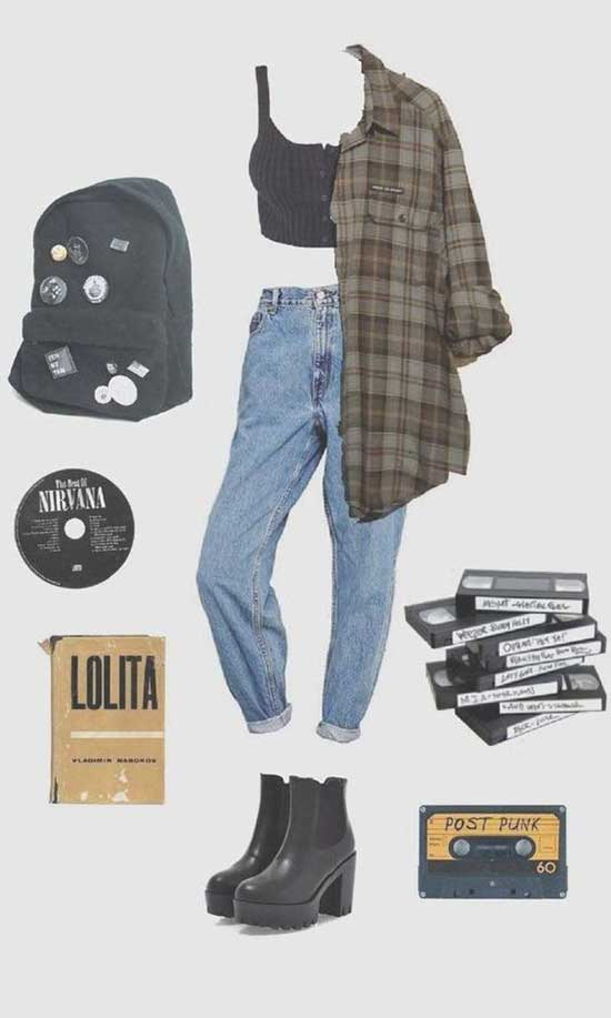 Trendy Soft Grunge Clothing-17