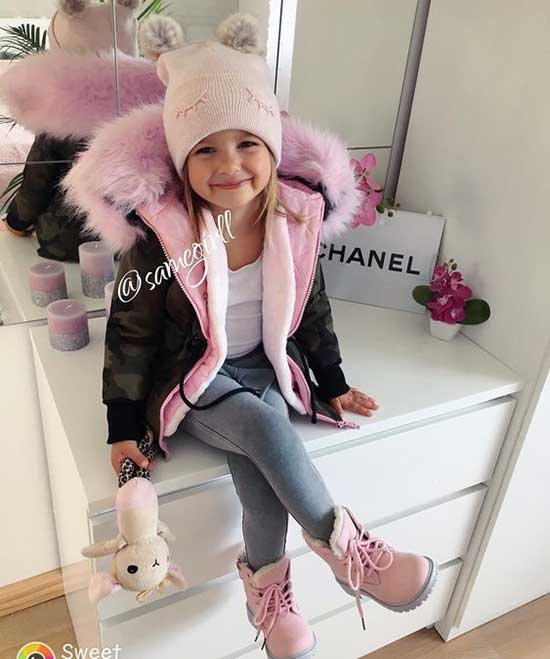 Cute Little Girl Clothes 2020-18