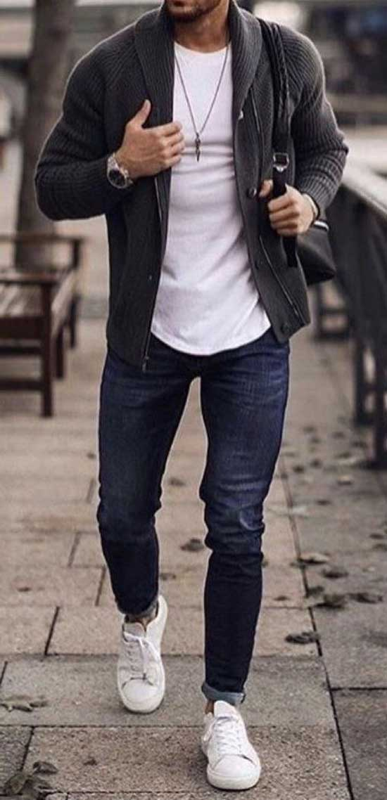 Cool Men's Casual Outfit Ideas-19