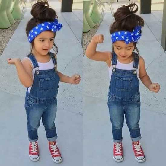 Cute Little Girl Clothes 2020-19