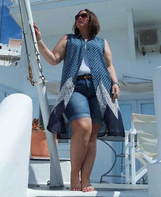 Plus Size Summer Outfit Ideas-21