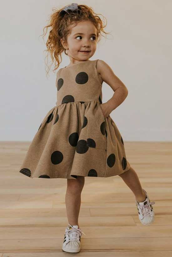 Cute Little Girl Clothes 2020-21