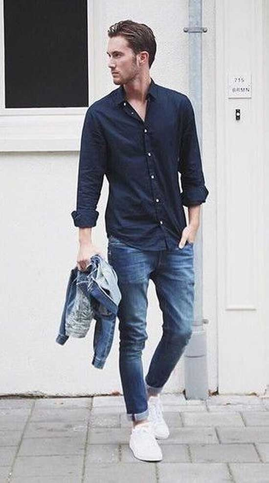 Men's Casual Outfit Ideas-23