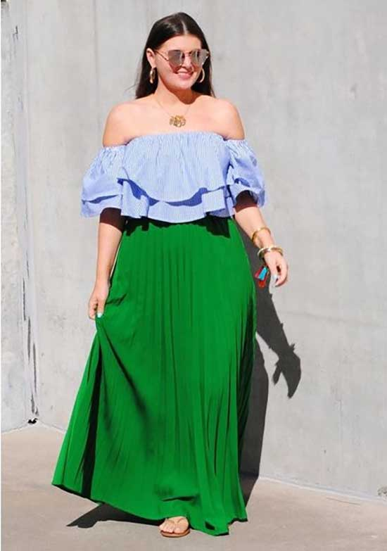 Plus Size Summer Outfit Ideas-23