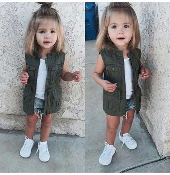 Cute Little Girl Clothes 2020-23
