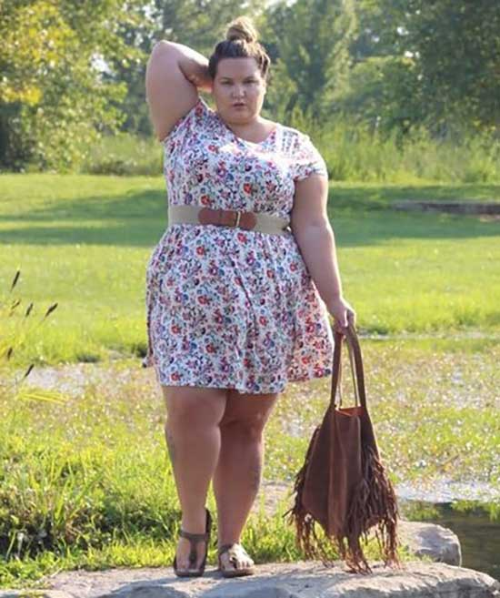 Plus Size Summer Outfit Ideas-24