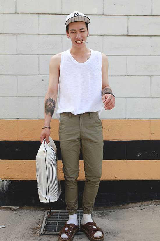 Tank Top Outfits Men-26