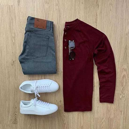 Men's Casual Outfit Ideas-27