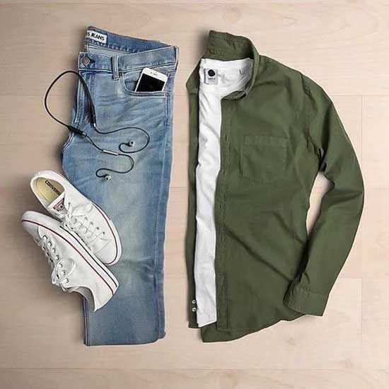 Men's Casual Outfit Ideas-29