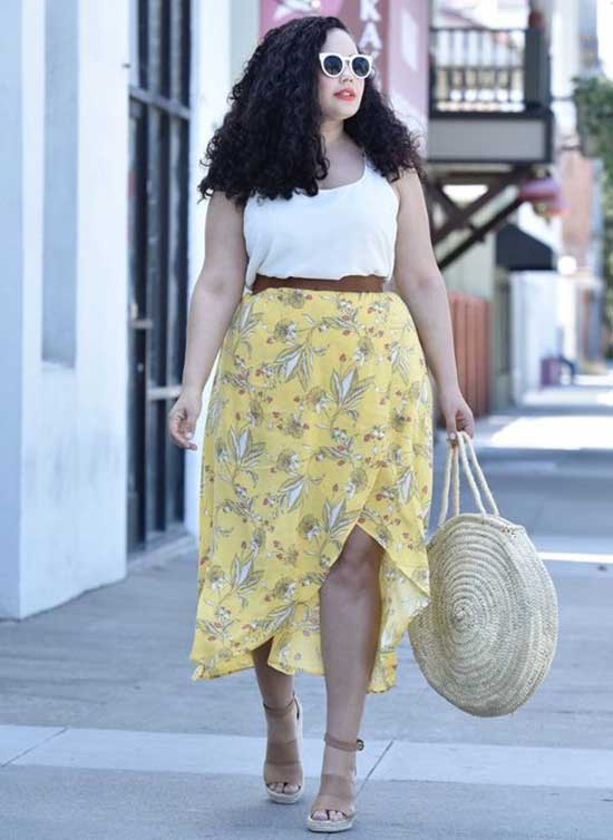 Plus Size Summer Outfit Ideas-29