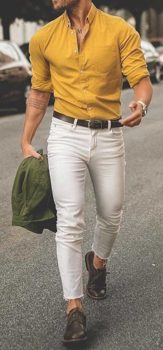Men's Casual Outfit Ideas-32