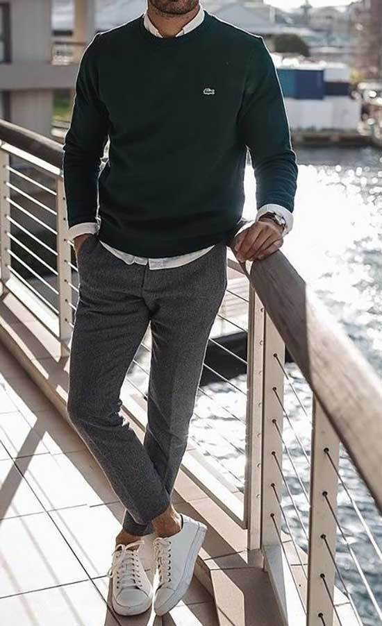Men's Casual Outfit Ideas-33
