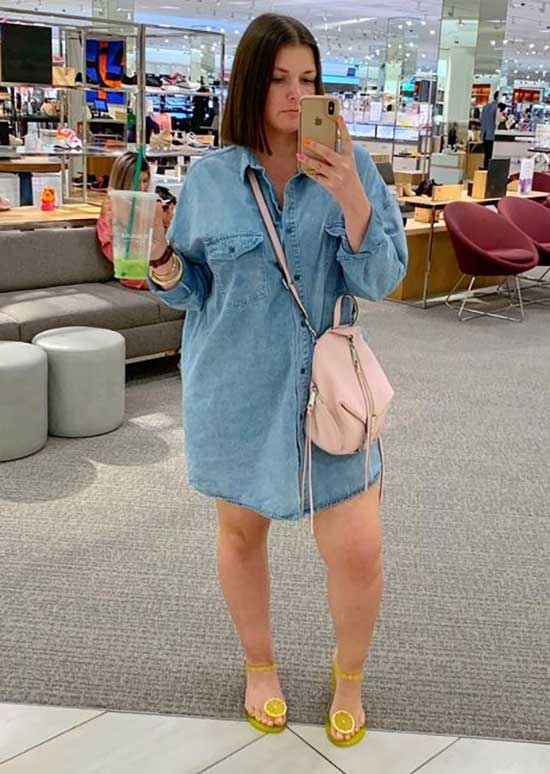 Plus Size Summer Outfit Ideas-35