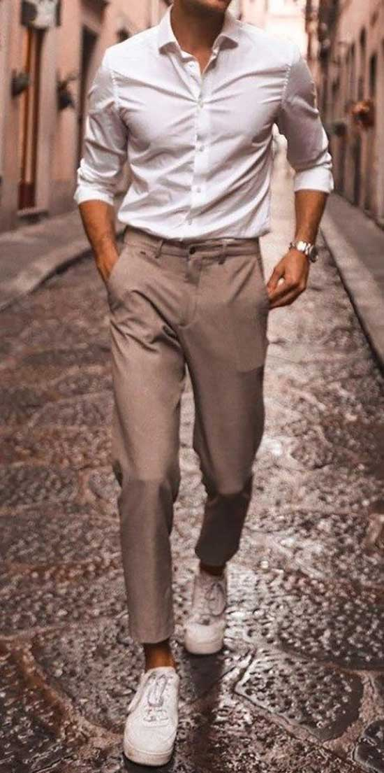 Men's Casual Outfit Ideas-36
