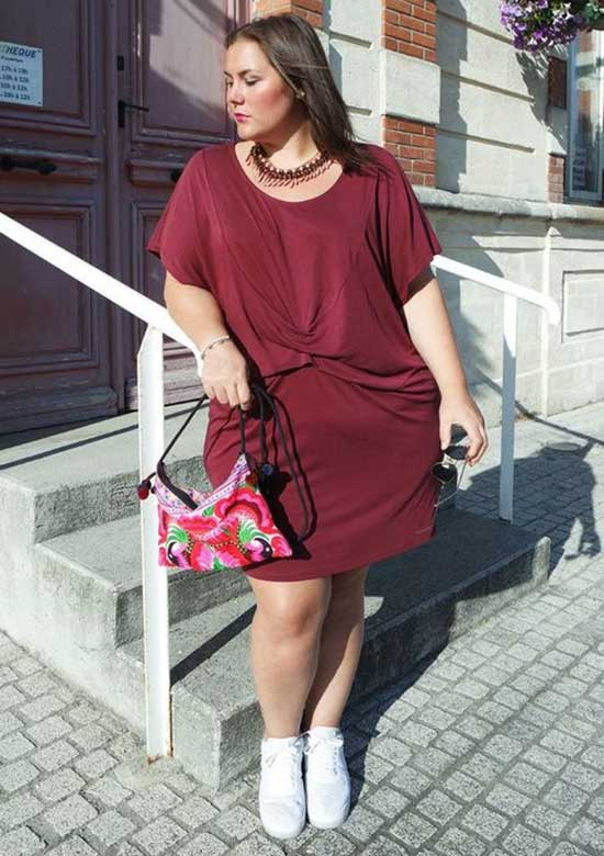 Plus Size Summer Outfit Ideas-36