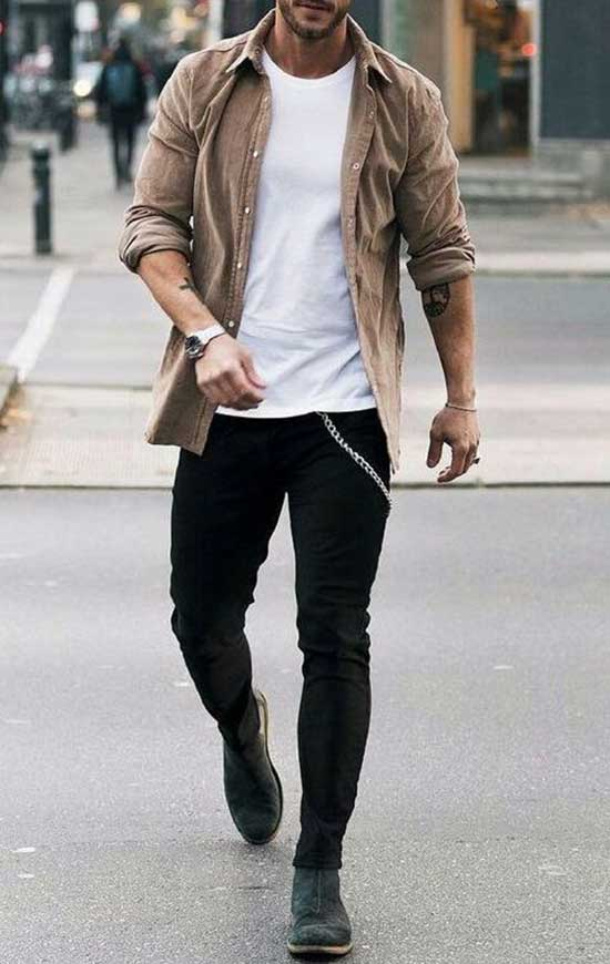 Men's Casual Outfit Ideas-37