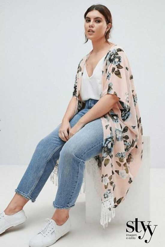 Plus Size Summer Outfit Ideas-37