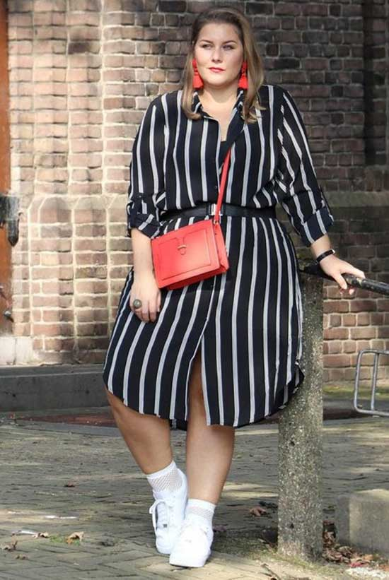 Plus Size Summer Outfit Ideas-38