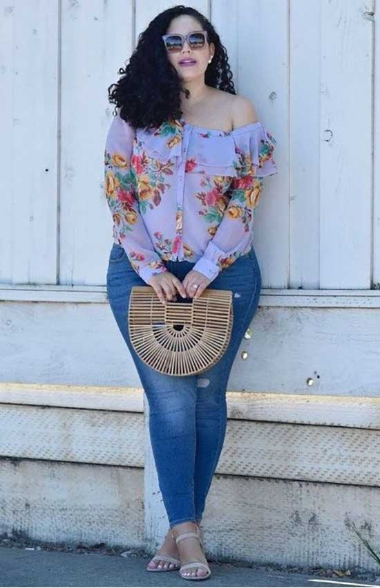 Plus Size Summer Outfit Ideas-39