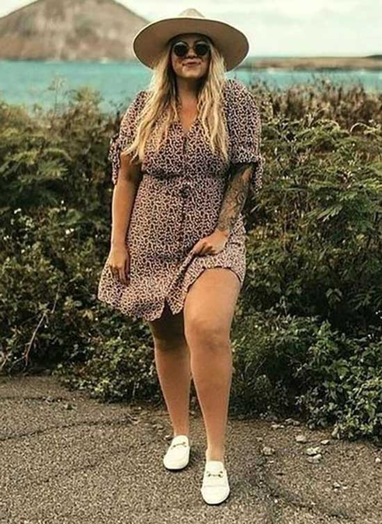 Plus Size Summer Outfit Ideas-40