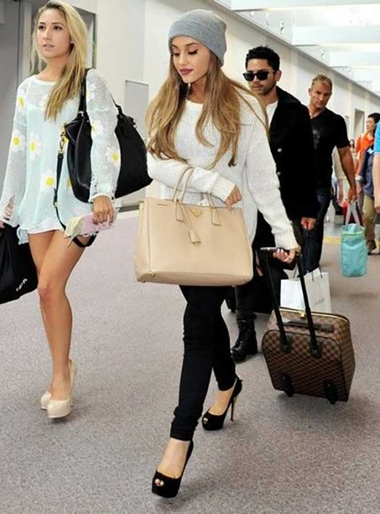 Ariana Grande Casual Outfits