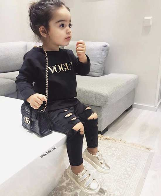 Little Girl Outfit Ideas