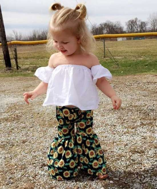 Little Girls Summer Outfits