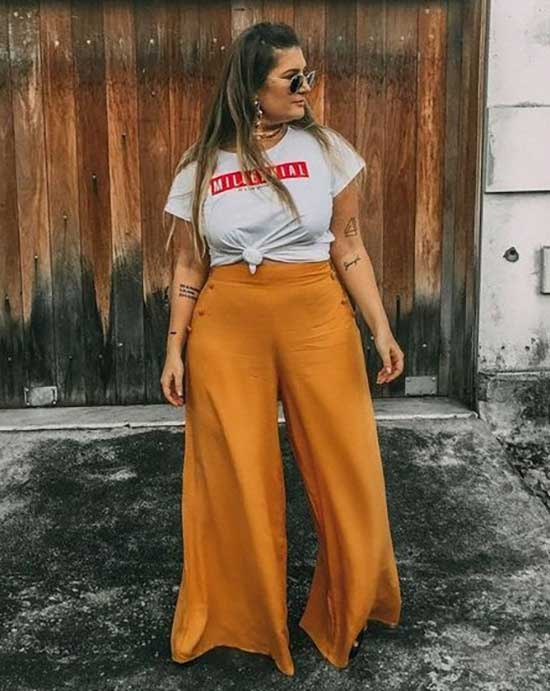 Summer Outfit Ideas for Plus Size Ladies