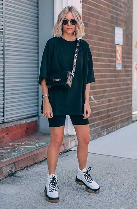 Oversized Casual Summer Outfits-8