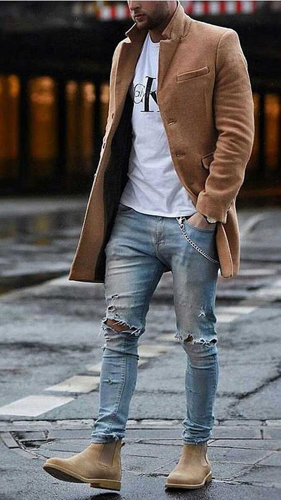 Casual Fall Outfit Ideas for Men-10