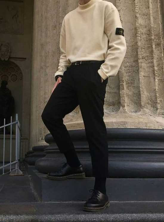 Urban Fall Outfit Ideas for Men-12