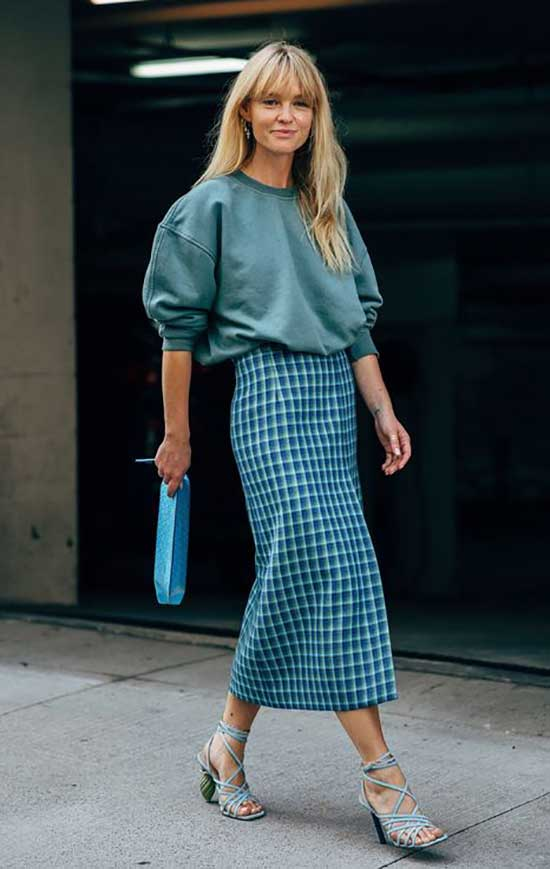 Fall Skirt Outfits-14